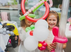Childrens Birthday Party Entertainer - Children's birthday parties tunbridge wells