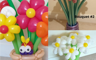 Balloon Gifts – Ideal for Mother's Day!