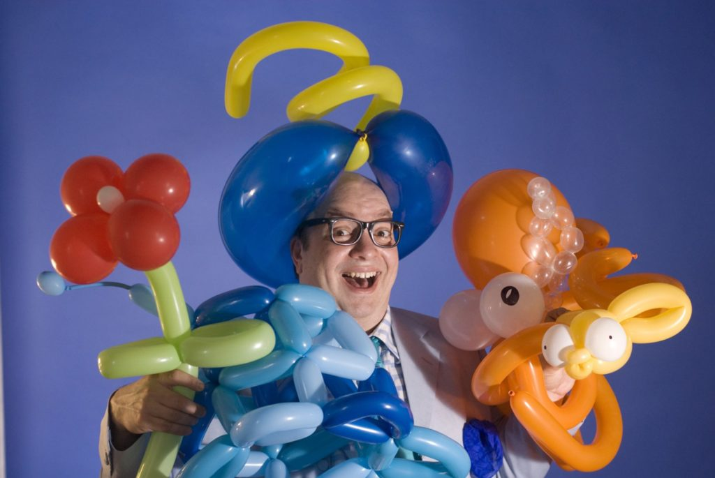 family events balloon artist