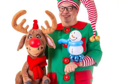 Danny the Elf chidren's christmas show